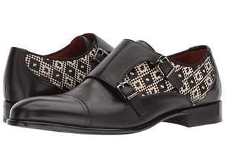 Etro Woven Monk Men's Shoes