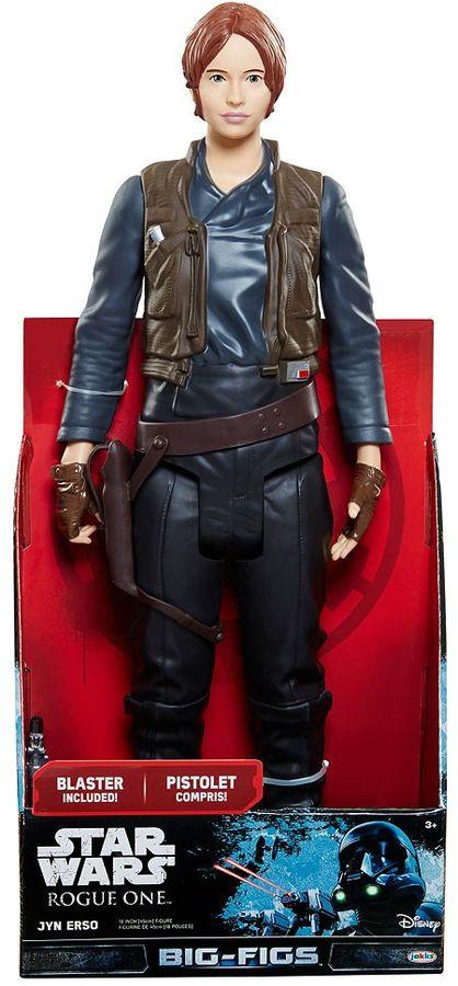 "Star Wars Rogue One Jyn Erso 20"" Big-Figs Figure"