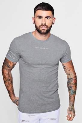 boohoo Slogan Print T-Shirt