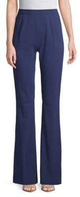 Pierre Balmain Flared High-Rise Dress Pants