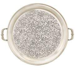 Old Dutch Marrakesh Antique Etched Tray