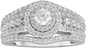 MODERN BRIDE I Said Yes 1 CT. T.W. Diamond 10K Two-Tone Engagement Ring