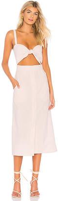 Flynn Skye Lindsay Midi Dress