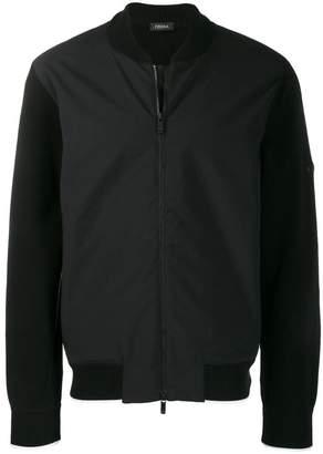 Ermenegildo Zegna basic bomber jacket