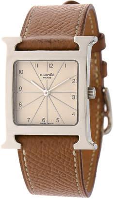 Hermes Heure H 26mm HH1-510 Watch - Vintage