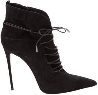 Le Silla Lace up boots
