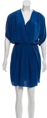 Ulla Johnson Silk Dolman Dress