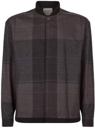 Stephan Schneider Knitted Collar Shirt