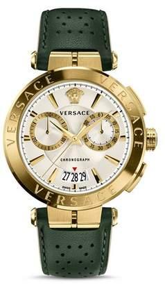Versace Aion Chronograph, 45mm