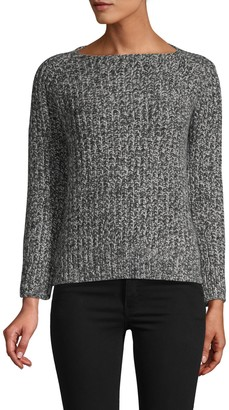 Vince Marled Wool Cashmere Sweater
