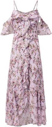 Intermix Emilia Ruffle Dress