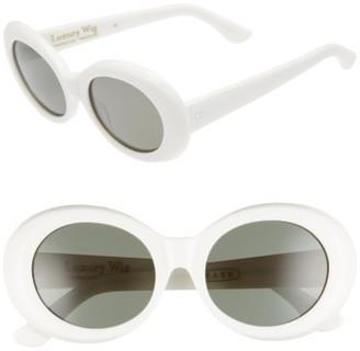 Women's Raen X Alex Knost Luxury Wig Figurative 53Mm Sunglasses - Lux $150 thestylecure.com