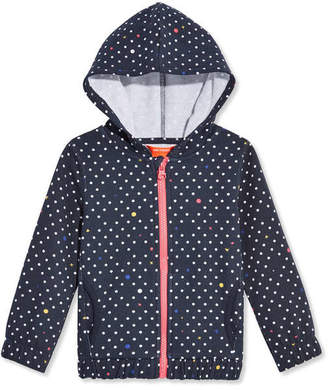 Joe Fresh Toddler Girls Print Hoodie