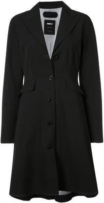 Yang Li single breasted flared coat