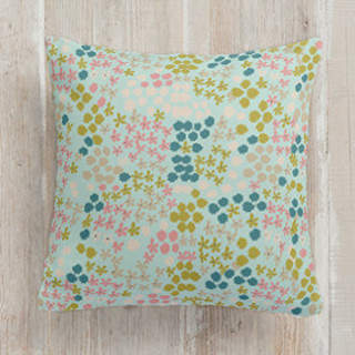 Ditsy Florals Self-Launch Square Pillows