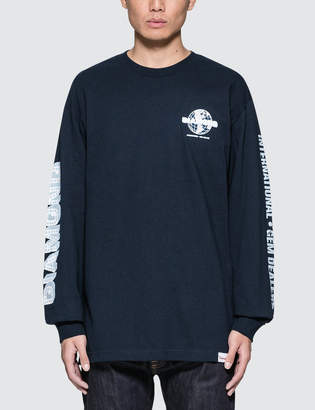 Diamond Supply Co. Worldwide L/S T-Shirt