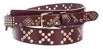 Rebecca Minkoff Studded Leather Belt w/ Tags