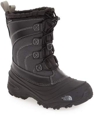 The North Face 'Alpenglow IV' Bungee Lace Waterproof Boot