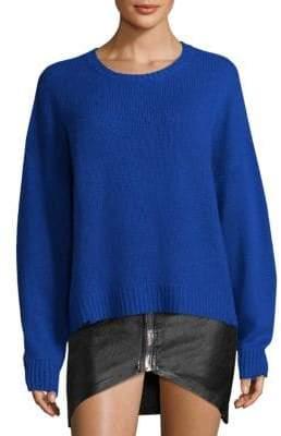 RtA Emmet Cashmere Crewneck Sweater
