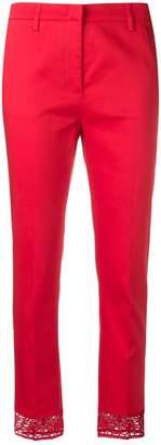Blumarine slim-fit trousers