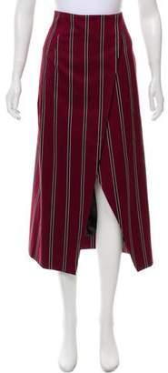 SOLACE London Apolline Midi Skirt w/ Tags