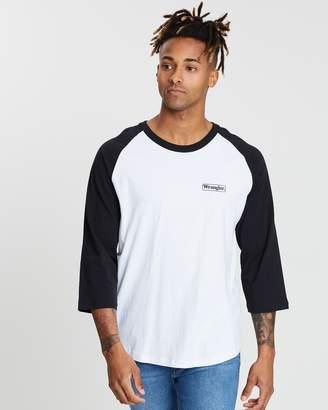 Wrangler Notes Raglan T-Shirt