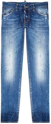 DSQUARED2 Cool Guy Light Wash Jeans
