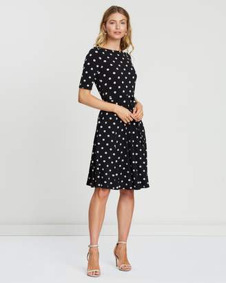 Wallis Halo Spot Dress