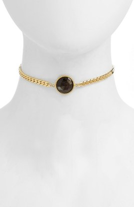 Women's Vanessa Mooney Chloe Choker Necklace $174 thestylecure.com