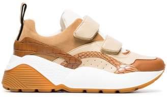 Stella McCartney platform velcro strap trainers