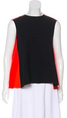 Roksanda Sleeveless Draped Top w/ Tags