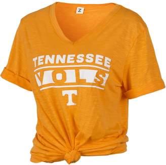 NCAA Zoozatz Women's Tennessee Volunteers Juke Top