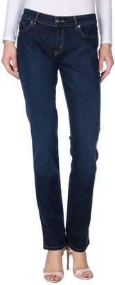 RED Valentino Denim pants - Item 42543035XX