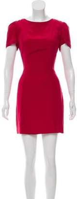 Rebecca Minkoff Silk Mini Dress