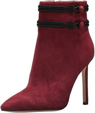 Nine West Women's Teresa Suede Ankle Boot