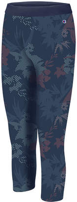 Champion Printed Capri Leggings