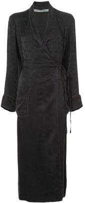 Raquel Allegra robe coat