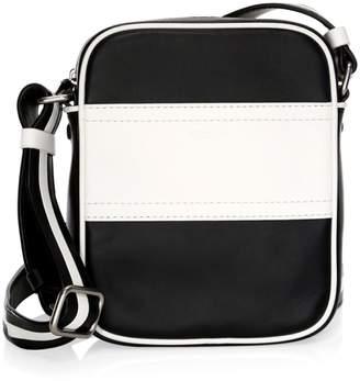 Michael Kors Nikki Colorblock Leather Crossbody Bag