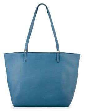GiGi New York Tori Pebbled Leather Tote