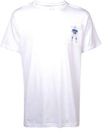 Unfortunate Portrait front pocket T-shirt