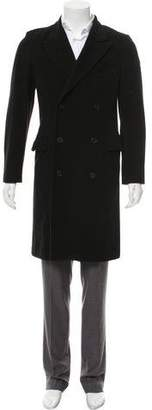 3.1 Phillip Lim Woven Double-Breasted Coat