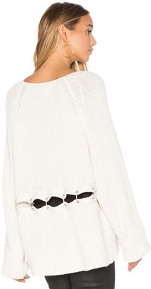 Wildfox Couture Tavin Grace Sweater $218 thestylecure.com