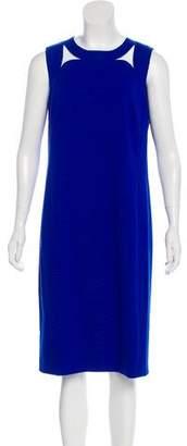 Akris Punto Sleeveless Midi Dress w/ Tags