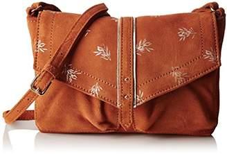 Petite Mendigote Louka Printed, Women's Cross-Body Bag,(W x H L)