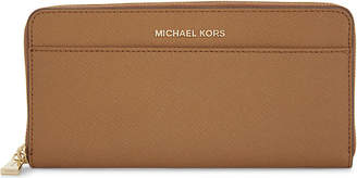 MICHAEL Michael Kors Money Pieces Saffiano leather continental wallet
