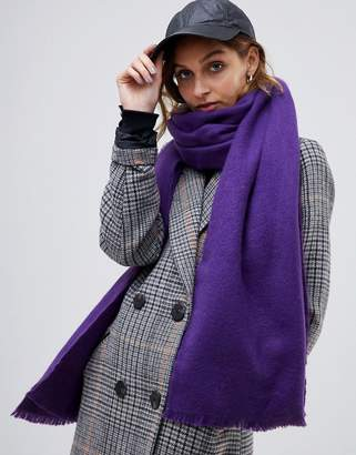 Asos Design DESIGN supersoft long woven scarf