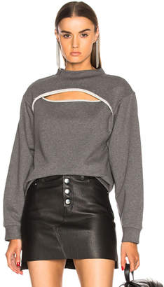 Alexander Wang French Terry Sweatshirt
