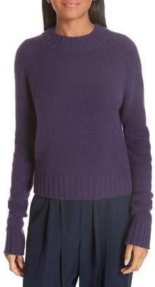 Vince Shrunken Cashmere Sweater