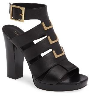 Women's Calvin Klein Benita Cage Sandal $148.95 thestylecure.com