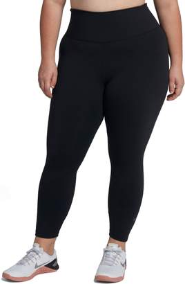 Nike Power Sculpt High Rise Training Ankle Leggings(Plus Size)